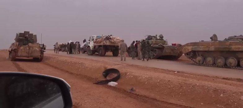 Siria, Doppia Offensiva SDF Contro Isis Ad Abu Hammam E Hajin
