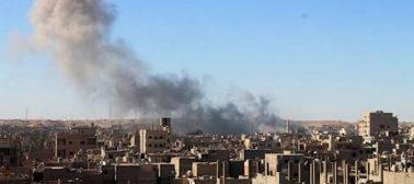 Siria, Le SDF Avanzano Contro Isis Dentro Bahrah