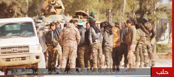 Sirya, New Batch Of Militias Is Arriving In Afrin. War With Turkey Is Closer