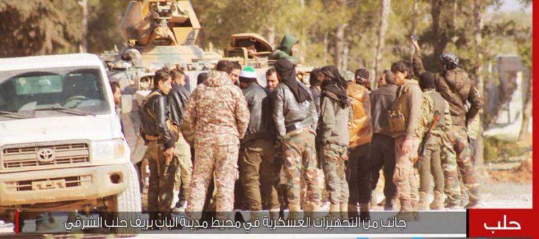 Siria, Euphrates Shield Entra A Sorpresa Ad Al-Bab. Isis Spiazzato