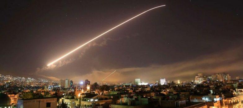 Siria Attacco Usa Uk Francia Donaldtrump Emmanuelmacron Theresamay Russia Damasco Assad Iran Armichimiche Gas Clorino Missili Mcdn Tornado Mediooriente