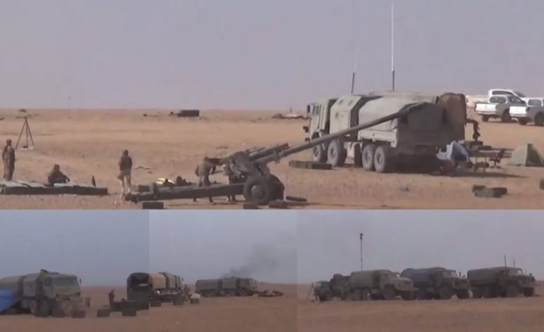 Siria, Il SAA Accerchia Isis Ad Abu Kamal In Attesa Delle Tiger Forces