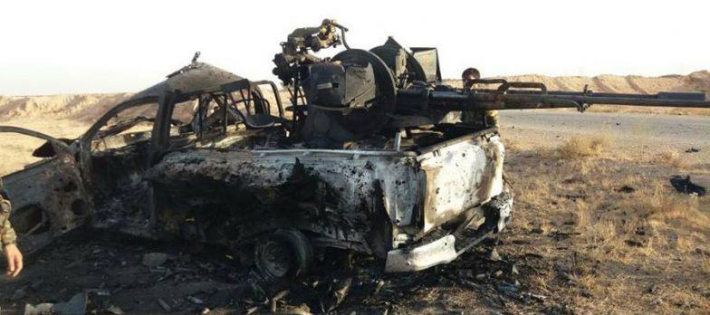 Siria, Isis Fallisce Attacco Contro SDF E A Deir Ez-Zor Arretra Ancora
