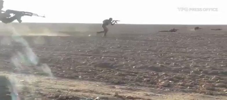 Syria, Isis Tries In Vain To Counterattack The SDF And The SAA At Deir Ezzor