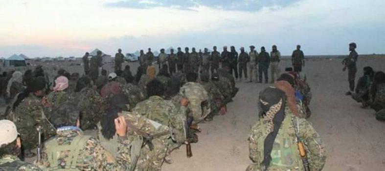 Siria, L'offensiva SDF Contro Isis Ad Hajin Comincerà A Giorni