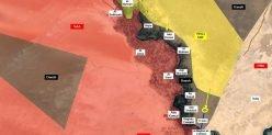 Siria Deirezzor Syria Isis Daesh Statoislamico Islamicstate Jazeerastorm Sdf Iraq Isf Euphrates Merv AlBaghouz