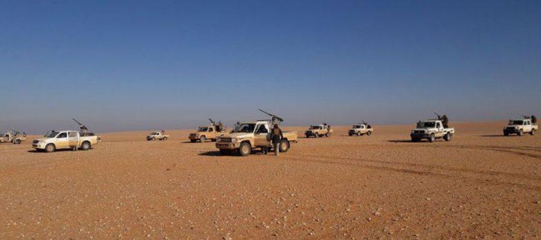 Siria, Le SDF Vanno A Caccia Di Miliziani Isis Al Confine Con La Turchia
