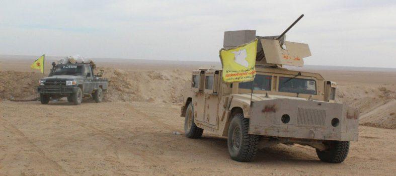 "Siria, Le SDF Assediano Isis A Hajin E Il SAA Usa ""bombe A Vuoto"" A Ghouta"