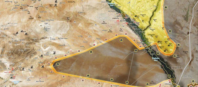 Siria, Stallo Isis-SAA Ad Abu Kamal. Tiger Forces In Arrivo Da Mayadeen