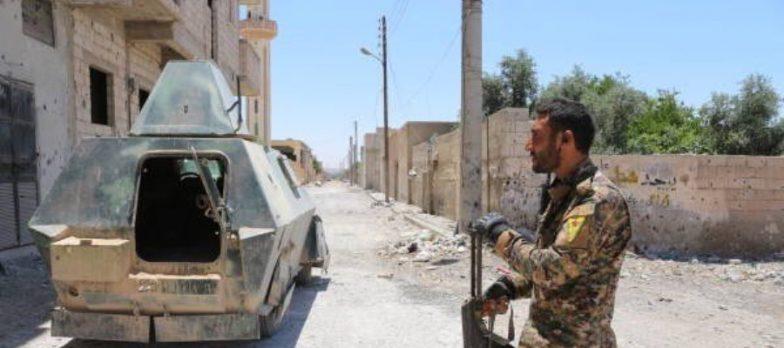 Siria, Primi Effetti Su Isis A Raqqa Dopo Esplosione Grande Moschea A Mosul