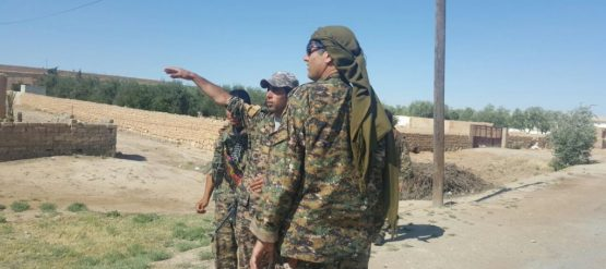 Syria, The SDF Offensive Against Isis At Hajin Begins With The Launching Of Leaflets