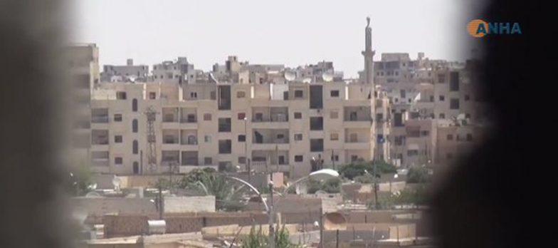 Siria, Le SDF A Raqqa Raggiungono Isis Nella Città Vecchia Da Sud