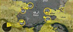 Siria Isis Isil Daesh Stato Islamico Raqqa Progressi Turchia Afrin Sdf