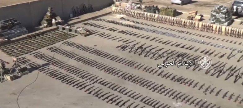 Siria, Isis A Deir Ez-Zor Abbandona Arsenale Con Armi Anti-carro Per Fuggire