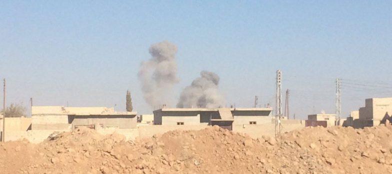 Syria, Daesh Pressured By SDF At Deir Ezzor Attacks SAA At Mayadeen