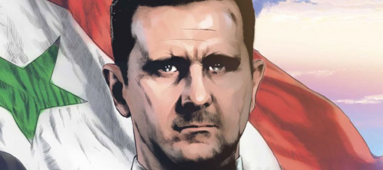 Siria, La Web E Social Propaganda Pro-Assad Passa Da Batman E Top Gun