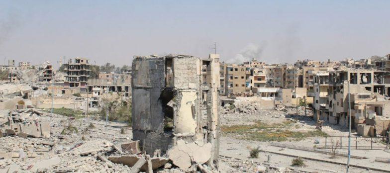 Raqqa, SDF Attaccano Isis Allo Stadio Di Calcio E All'ospedale Nazionale