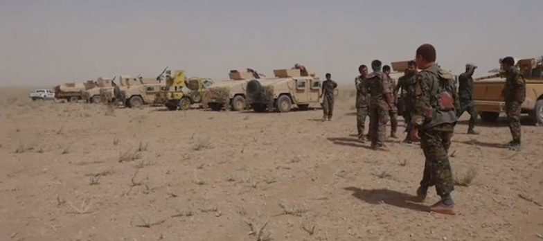 Siria, Isis Ha Quasi Perso Deir Ez-Zor. La Partita Ora è Tra SDF E SAA