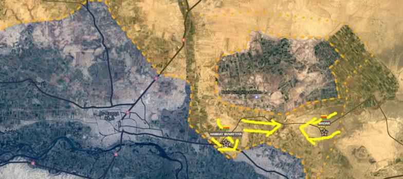 Siria, SDF Pressano Isis E Arrivano Al HQ Della 17esima Divisione A Raqqa