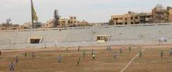 Siria Raqqa Isis Daesh Statoislamico Blackstadium Isf Deirezzor Calcio Prigione Terrore Mediooriente Terrorismo