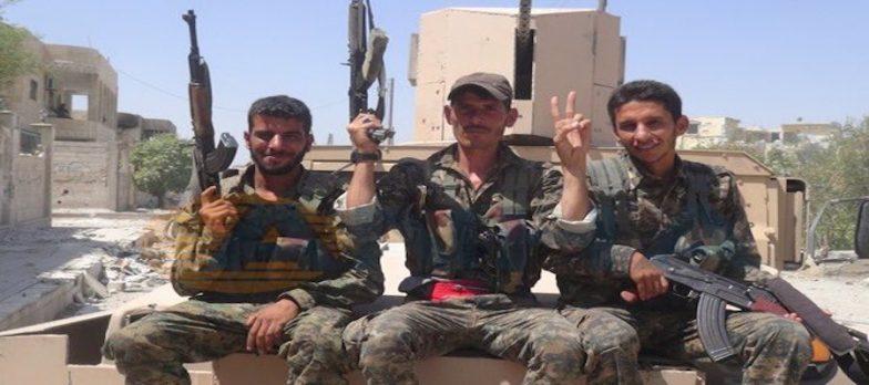 Siria, Isis Ha Perso Tutta La Città Vecchia A Raqqa. Caduto Mansour