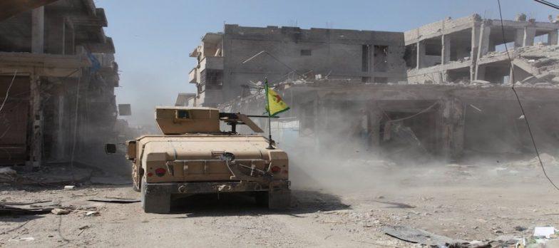Siria, Isis Perde Al-Firdous A Raqqa E Cade Anche Ma'adan