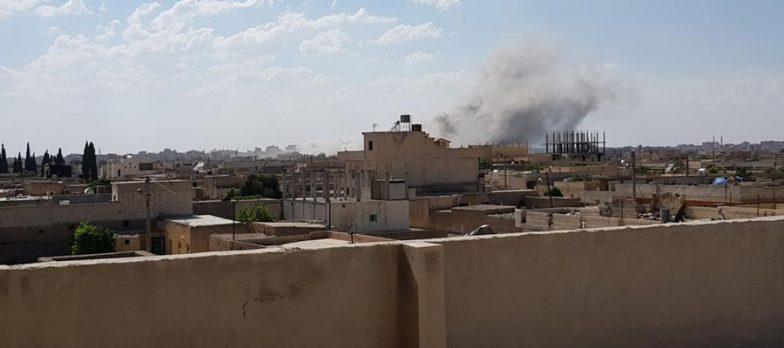 Siria, Isis Non Ha Più Vie Di Fuga Da Raqqa. SDF Prendono Kasrat Affan