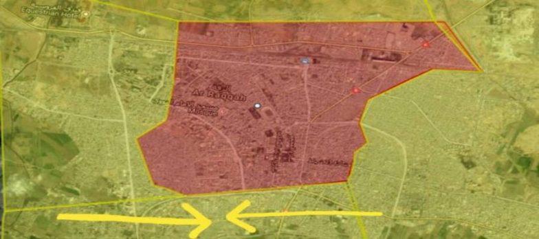 Siria, Le SDF Ufficializzano: Isis è Stato Cacciato Da Tutta Raqqa Sud