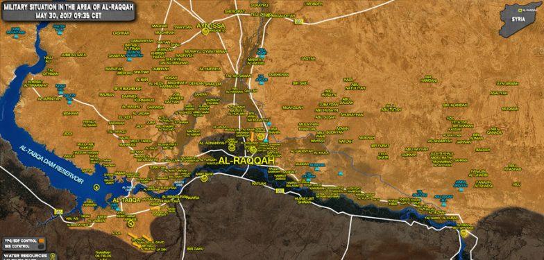 Siria, Isis Perde Altri 3 Villaggi A Raqqa Ed è Isolato A Hindah