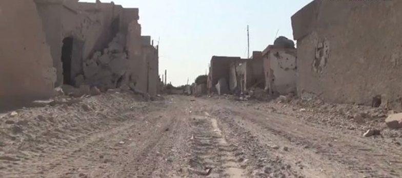 Siria, Isis Controlla Solo Un Pugno Di Villaggi Lungo L'Eufrate Fino All'Iraq