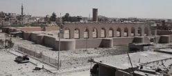 Siria Raqqa Isis Isil Daesh Statoislamico Sdf AlAtiq Moschea Saa Sukhnah Deirezzor