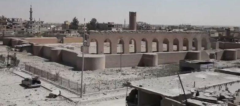 Siria, SDF Attaccano Isis Nel Cuore Di Raqqa: La Moschea Al-Atiq