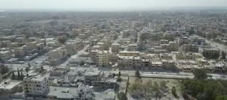 Siria, Isis A Deir Ez-Zor Fugge Da Al-Tanak E Perde La Base Militare T2
