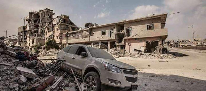 Siria, Isis Raqqa Cede La Stazione Ferroviaria E As Suwar A Deir Ez-Zor
