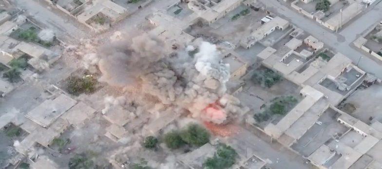 Siria, SDF A Raqqa Avanzano Contro Isis In 7 Quartieri