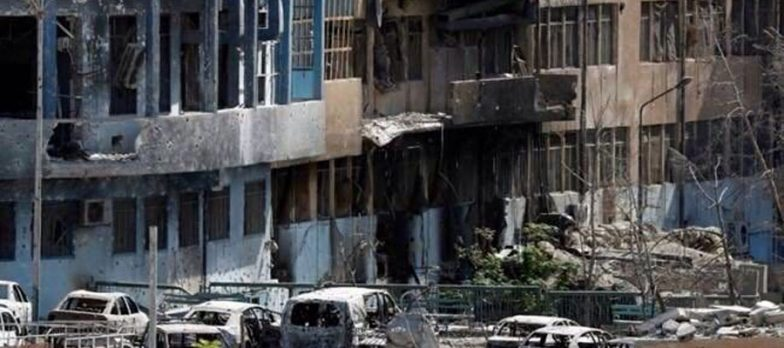 Siria, 26 Membri Isis Si Arrendono Alle SDF A Raqqa In 2 Giorni