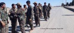 Siria Raqqa Sdf Tabqa Isis Isil Daesh Stato Islamico Tishreen