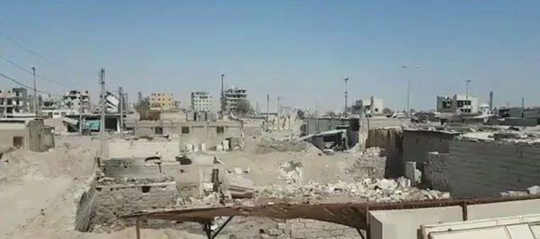 Siria, SDF A Raqqa Spingono Contro Isis Su Tutto Il Versante Ovest