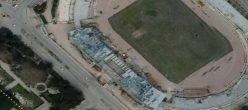 Siria Raqqa Stadio Blackstadium Isis Isil Daesh Statoislamico IS Deirezzor Sdf Khibur