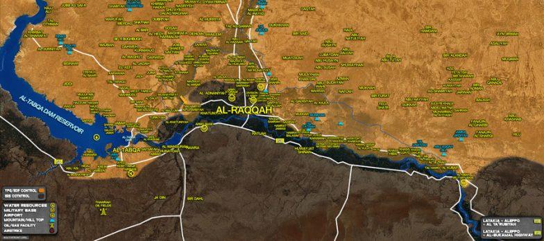 Siria, Cresce Il Pressing Su Isis A Est E Ovest Di Raqqa