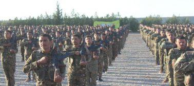 Siria, Le SDF Ricevono Nuovi Rinforzi Per L'offensiva Anti-Isis A Deir Ezzor