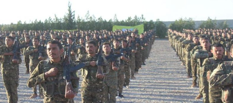 Syria, SDF Receive New Reinforcements For The Anti-ISIS Offensive In Deir Ezzor