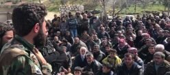 Siria Syria Afrin Turchia Turkey Olivebranch Fsa Talrifaat Erdogan Manbij Usa Saa Esercitosiriano Syrianarmy Ypg Curdi Kurds Militia Anadan Damascus
