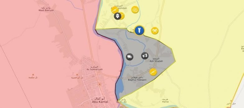 Syria, Isis In Deir Ezzor Is Now Closed In An Area Of Only 3 Kilometers