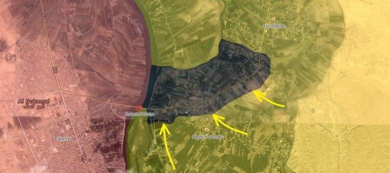 Syria, Isis Fights In Baghuz Fawqani The Last Battle For Deir Ezzor