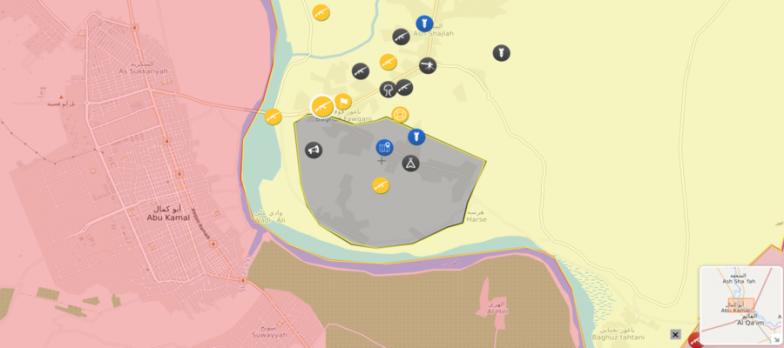 Siria, Le SDF A Deir Ezzor Relegano Isis In Pochi Edifici E Alcune Tende