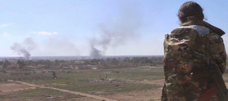 Siria, Le SDF: La Battaglia Contro Isis A Baghuz Fawqani è Sostanzialmente Finita