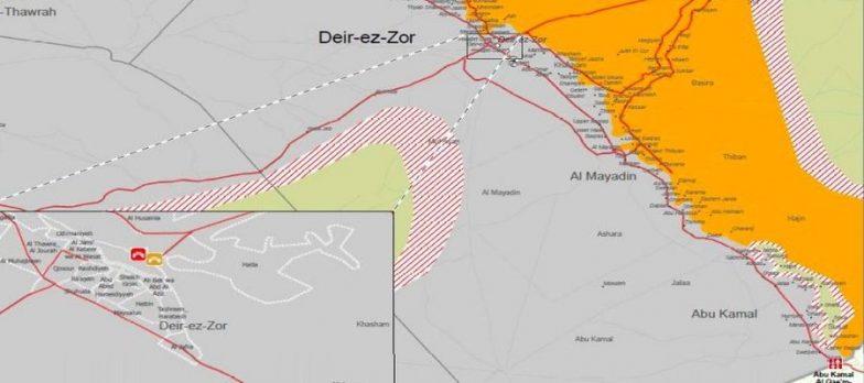 Siria, Isis A Deir Ezzor è Rimasto Chiuso Solo In Tre Quadranti