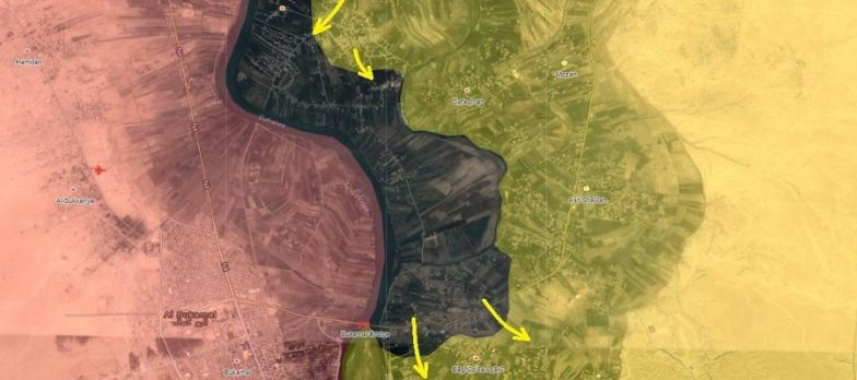 Syria, The SDF In Deir Ezzor Advance Against Last Isis Praesidium: Arqoub