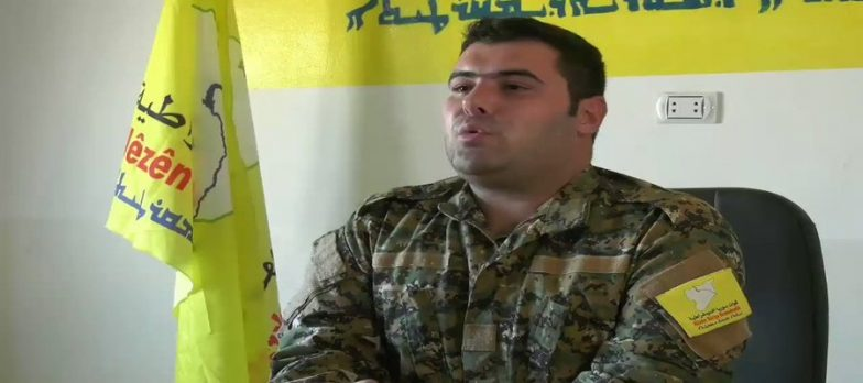 Syria, SDF At Deir Ezzor Is Ready To Attack Daesh South Of Hasakah In The MERV